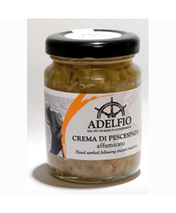 Crema di Pesce Spada affumicato vaso gr 100