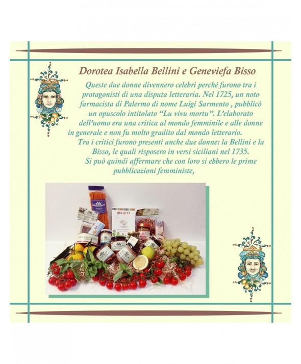 """CONFEZIONE REGALO - """"Dorotea Bellini e Geneviefa Bisso"""""""
