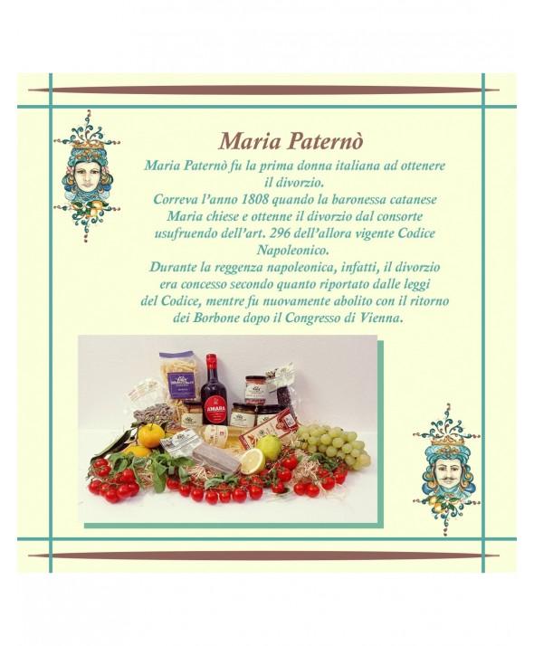 """CONFEZIONE REGALO - """"Maria Paternò"""""""