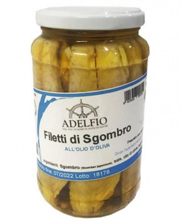 Filetti di Sgombro in Conf. Risparmio
