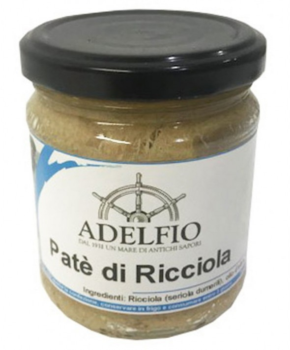 Pate' di Ricciola