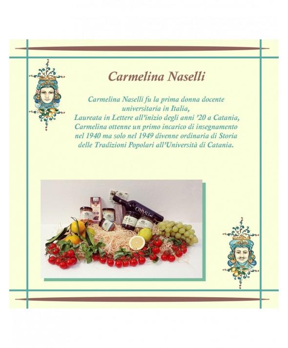 """CONFEZIONE REGALO - """"Carmelina Naselli"""""""