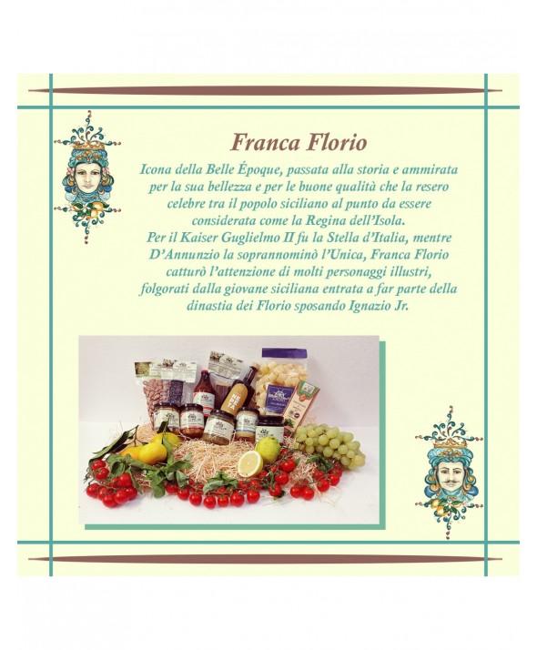 """CONFEZIONE REGALO - """"Franca Florio"""""""
