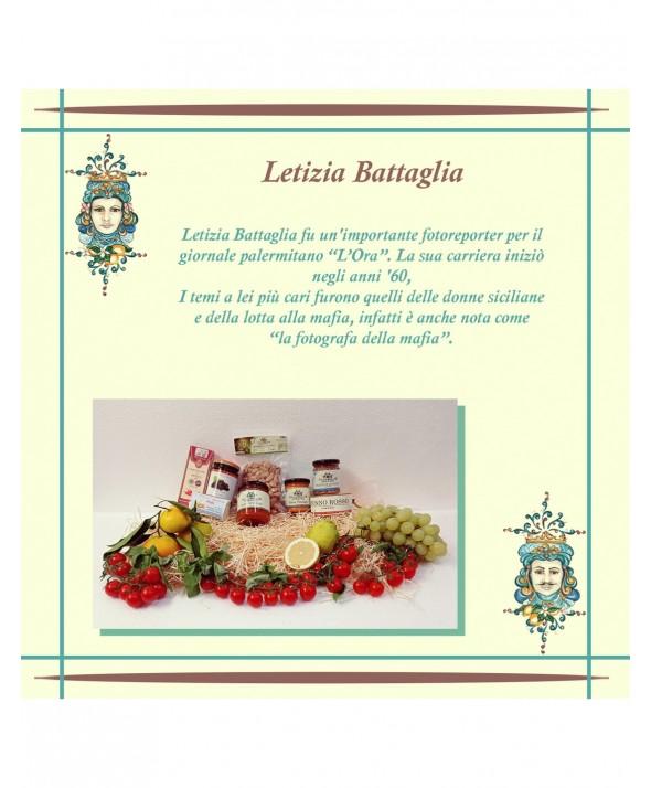 """CONFEZIONE REGALO - """"Letizia Battaglia"""""""