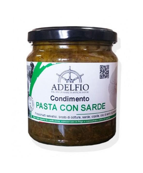 Condimento Pasta con Sarde