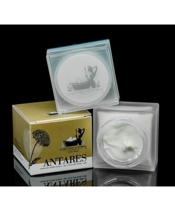 Antares - Crema viso al latte d'asina