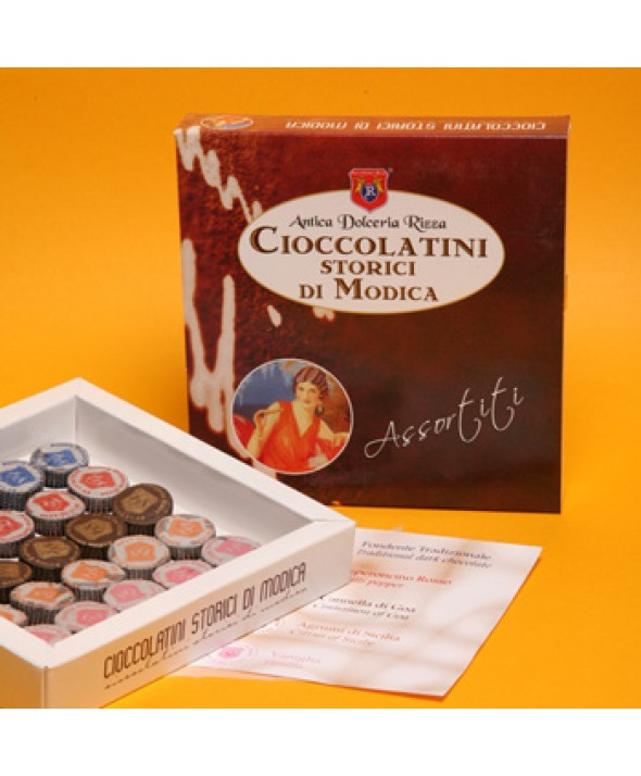 Cioccolatini storici di Modica