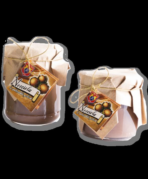 Crema spalmabile di cioccolato puro