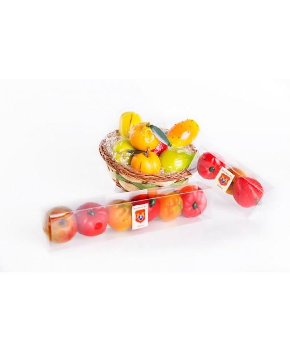 Frutta Martorana di marzapane
