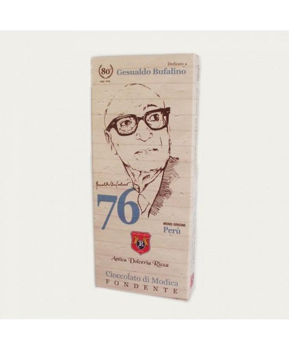 Tavoletta Mono Origine Perù 76% - Limited Edition #003