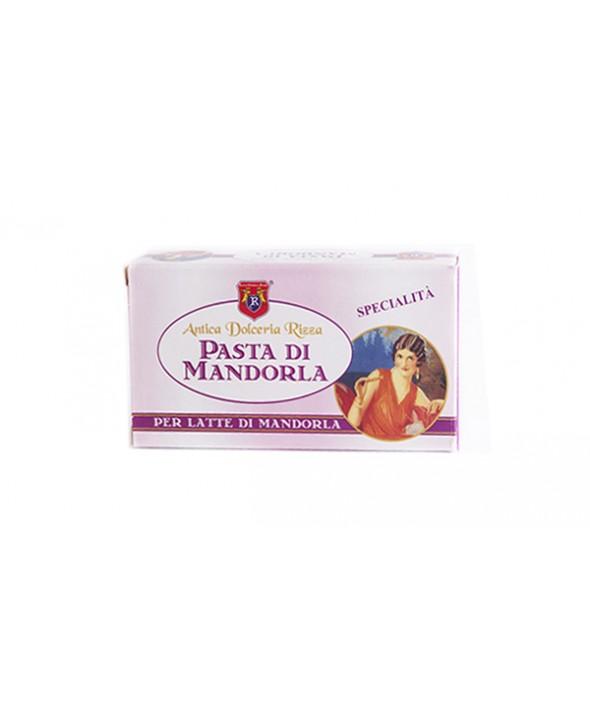 Panetto di pasta di mandorla bianca