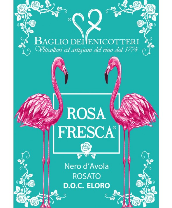 Rosa Fresca DOC ELORO